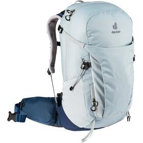deuter Trail Pro 30 SL Backpack Women tin/marine